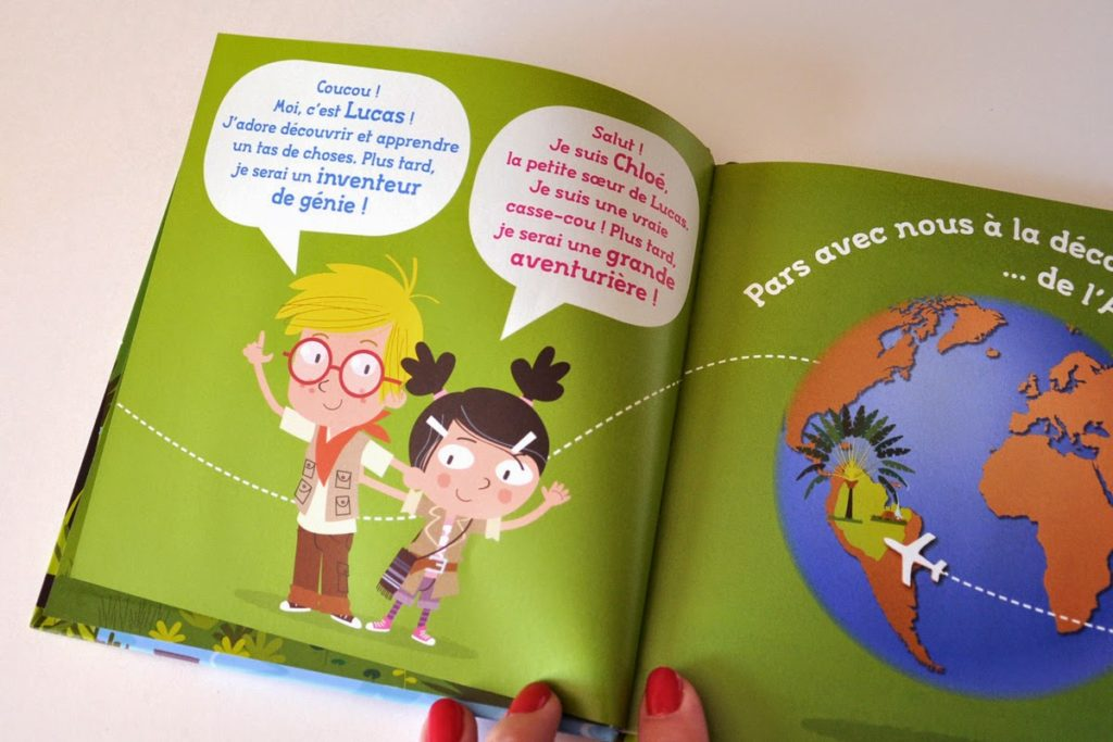 Direction artistique livres enfants Happy Meal / McDonald's / Graphiste freelance Paris 14