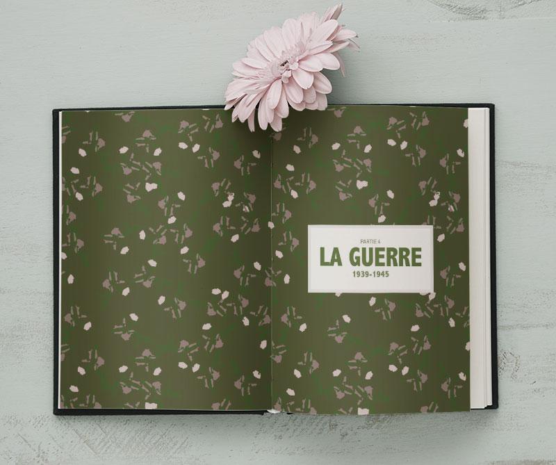 Graphiste freelance / Livre de correspondances